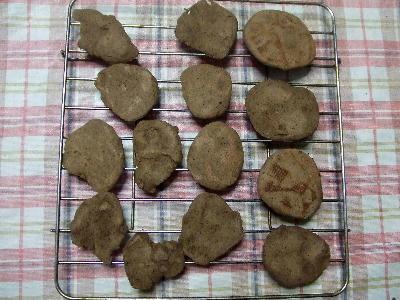 Donguri_cookies